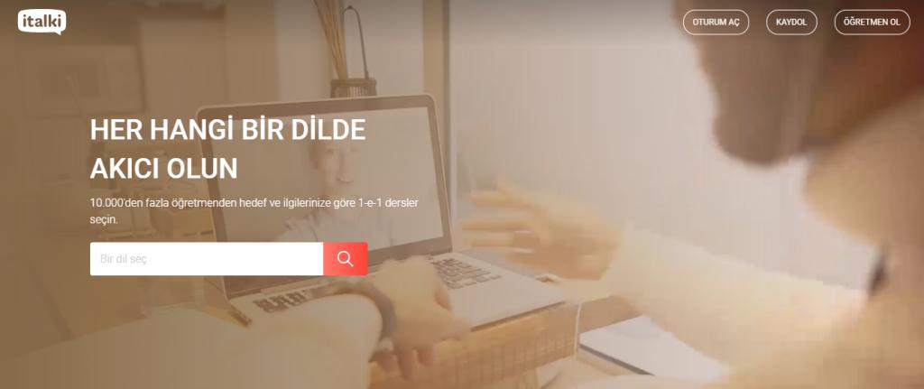 dil eğitimi vererek internetten para kazanmak