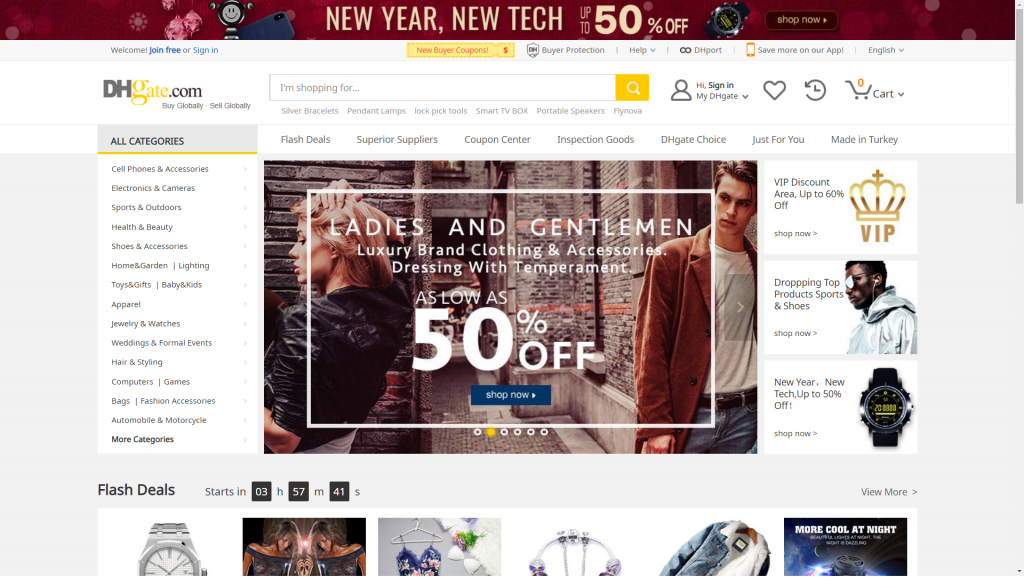 çin alışveriş siteleri 2020