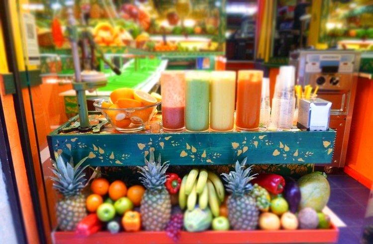 vitamin bar standı açmak