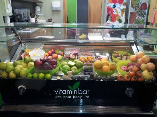 vitamin bar standı nasıl açılır