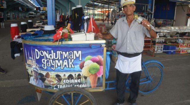 seyyar dondurma dükkanı açmak