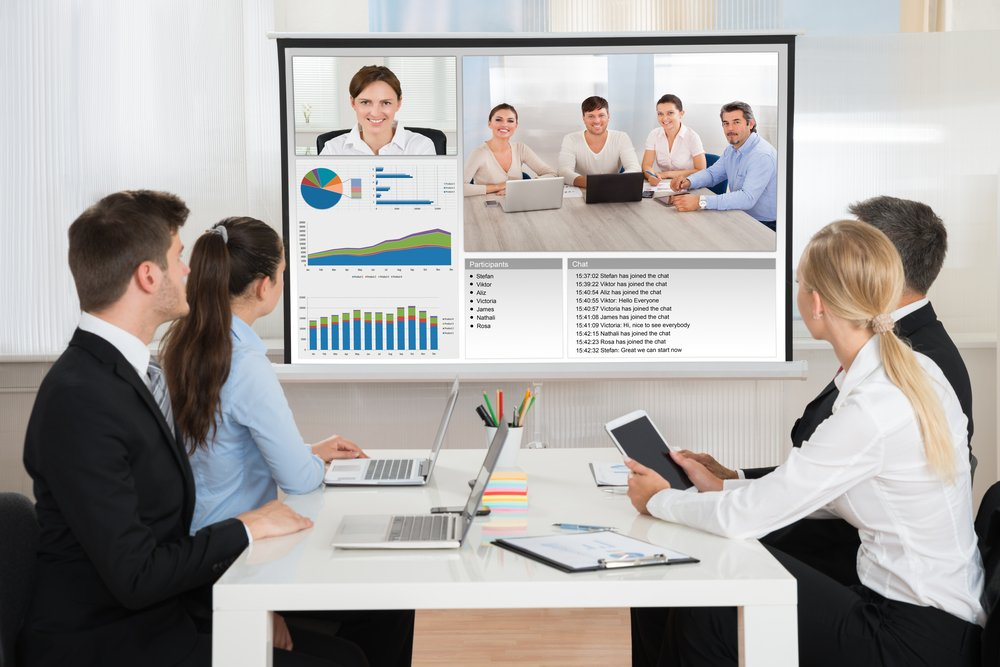 video konferans nedir